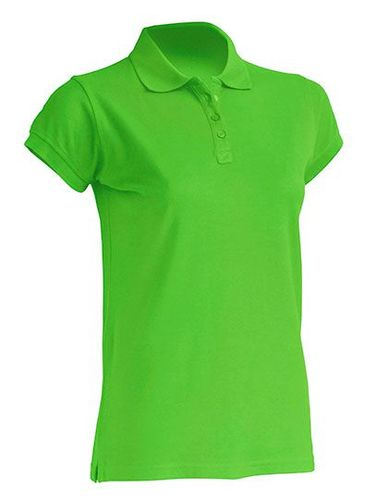 Polo Regular Lady 200 g/m² Lime