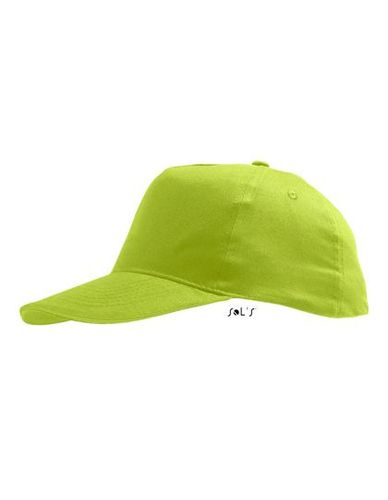 Kids Cap Sunny Apple Green